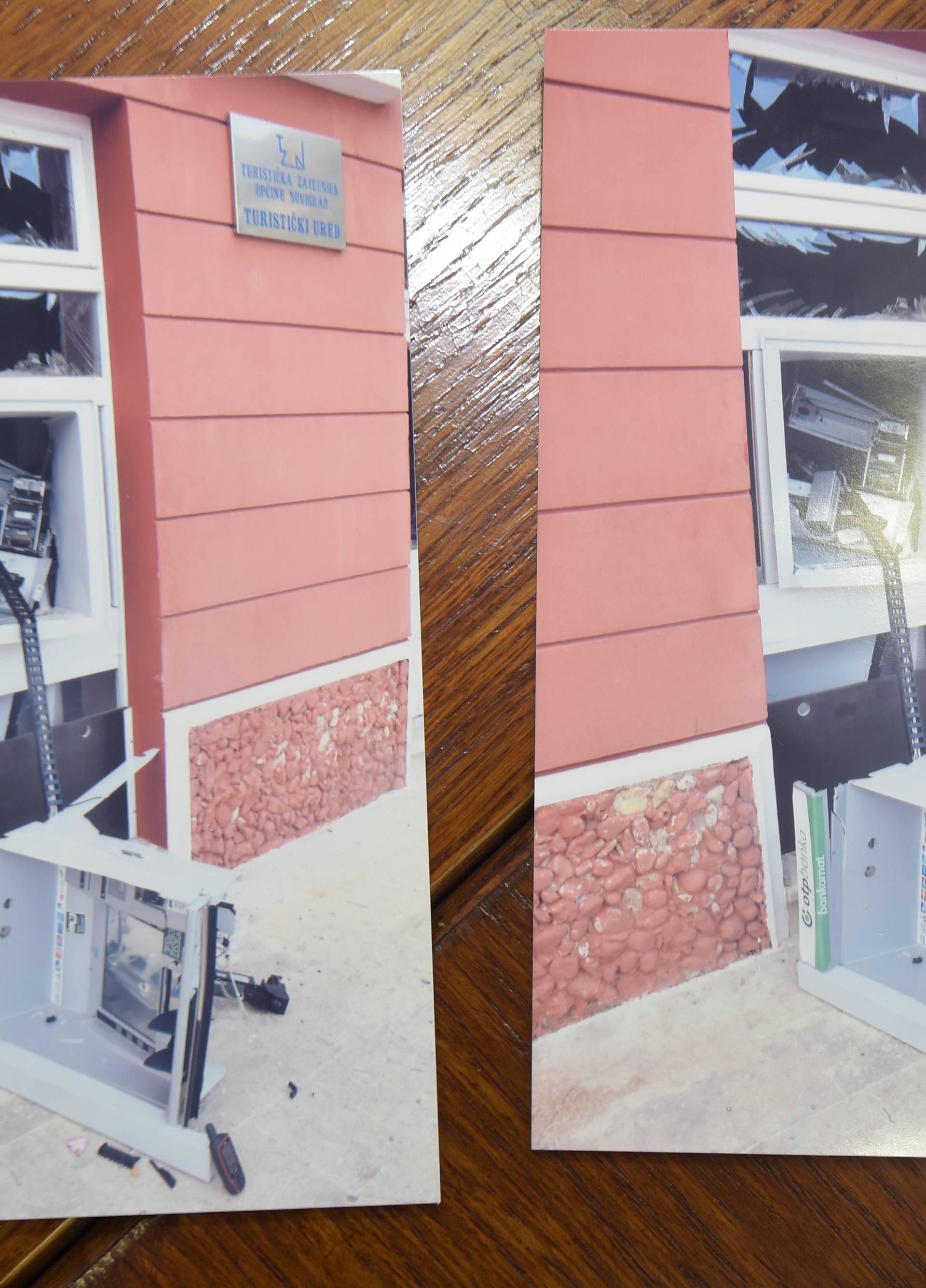 Zadar: U PU zadarskoj predstavljeni rezultati istrage nakon krađe novca iz bankomata u Novigradu