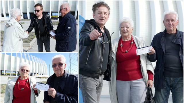 Lidija i Mensur: 'Na prvi rock koncert išli smo s 80 godina!'