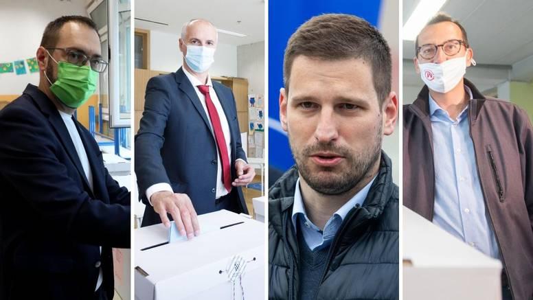 Izlazne ankete: Tomašević blizu pobjede u prvom krugu, u Splitu vodi Puljak, Radić drži Osijek