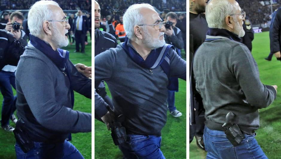 Savvidisa izbacili iz nogometa! PAOK bez bodova, ali i naslova