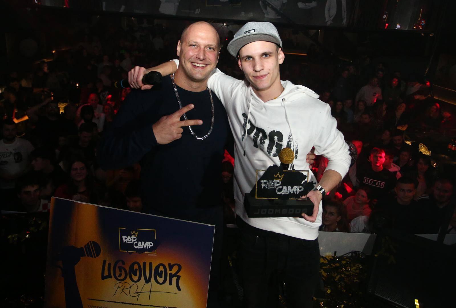 Pobjednik showa 'Rap Camp' je Prga: 'Nisam uopće očekivao'