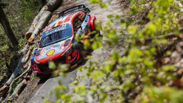 Startao prvi WRC Croatia rally