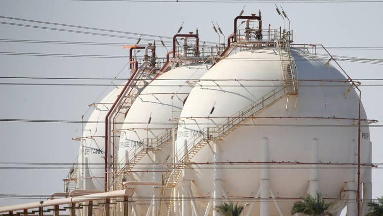 Katar dosegnuo maksimum kapaciteta u proizvodnji plina