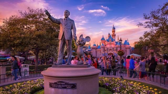 Disneyland će svoj višak hrane donirati onima najpotrebnijima