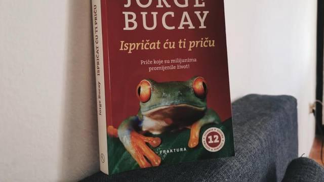 Jorge Bucay: Ispričat ću ti priču - knjiga o kojoj se dugo razmišlja