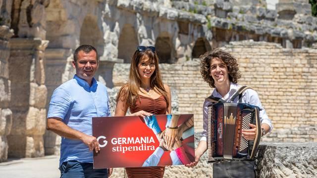 Harmonikom osvaja svijet – mladi Leonardo Rojnić postao stipendist Germanije Sport