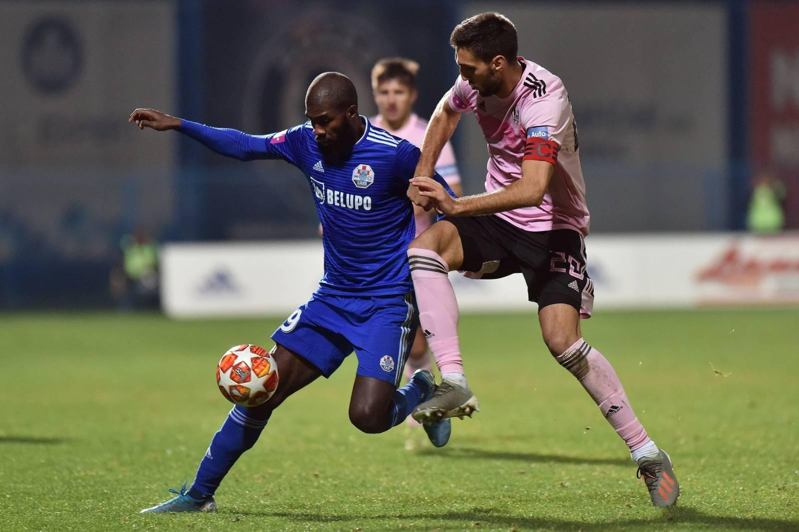 Koprivnica: NK Slaven Belupo i NK Lokomotiva u 16. kolu Prve HNL