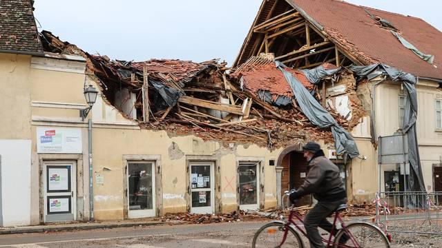 Mjesec dana od potresa u Banovini