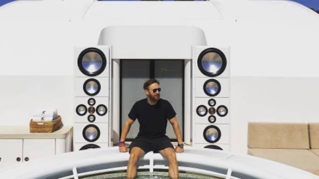 'Magnet' za slavne: Na našoj obali odmara se i David Guetta