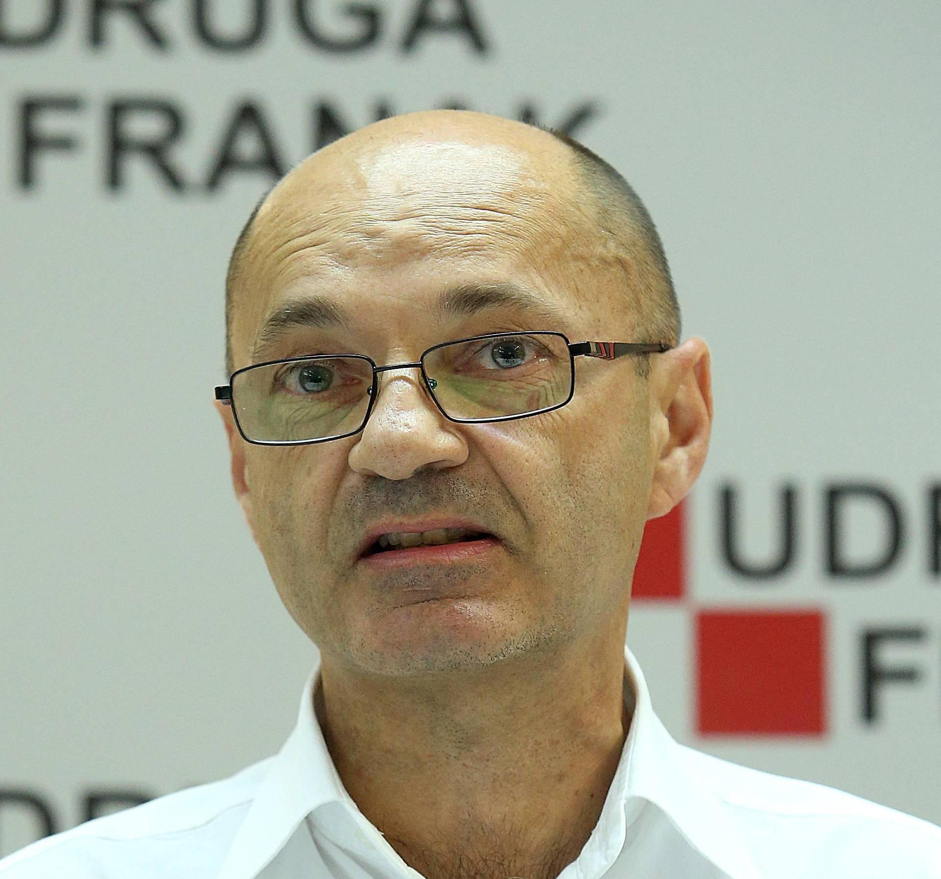 Goran Aleksić iz 'Franka' je osnovau novu stranku Snaga