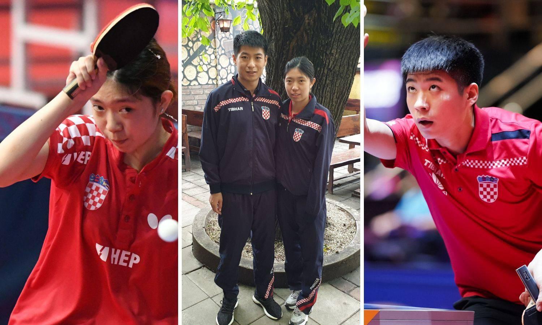 Kineska ljubavna priča: Volimo se i želimo igrati za Hrvatsku