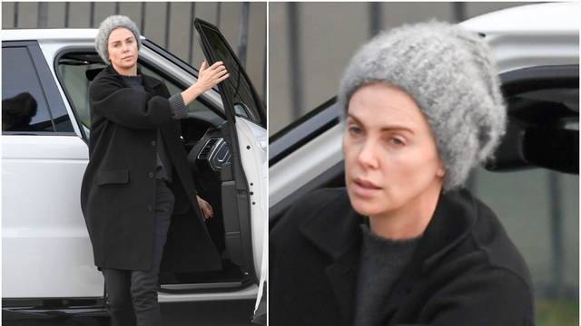 Paparazzi uhvatili Theron bez šminke: Izgleda jako iscrpljeno