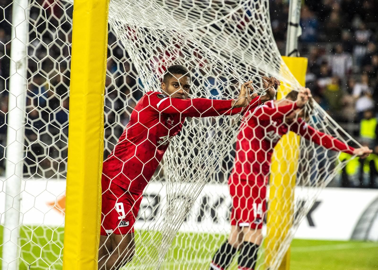 AUT, UEFA EL, LASK vs AZ Alkmaar