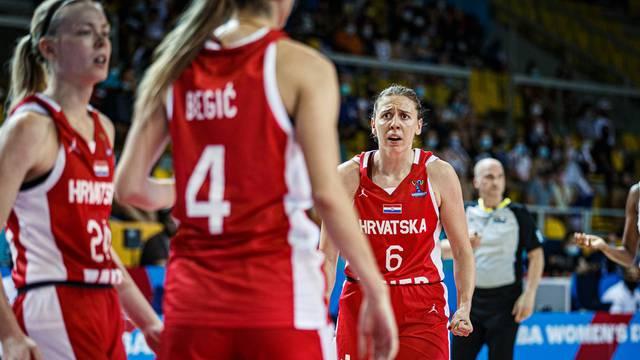 Dojkić je dominirala, Hrvatice opet izgubile: Ruskinje bile jače