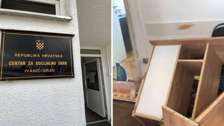 Supruzi muškarca koji je razbio inventar u Centru za socijalnu srkb oduzeli tek rođenu bebu