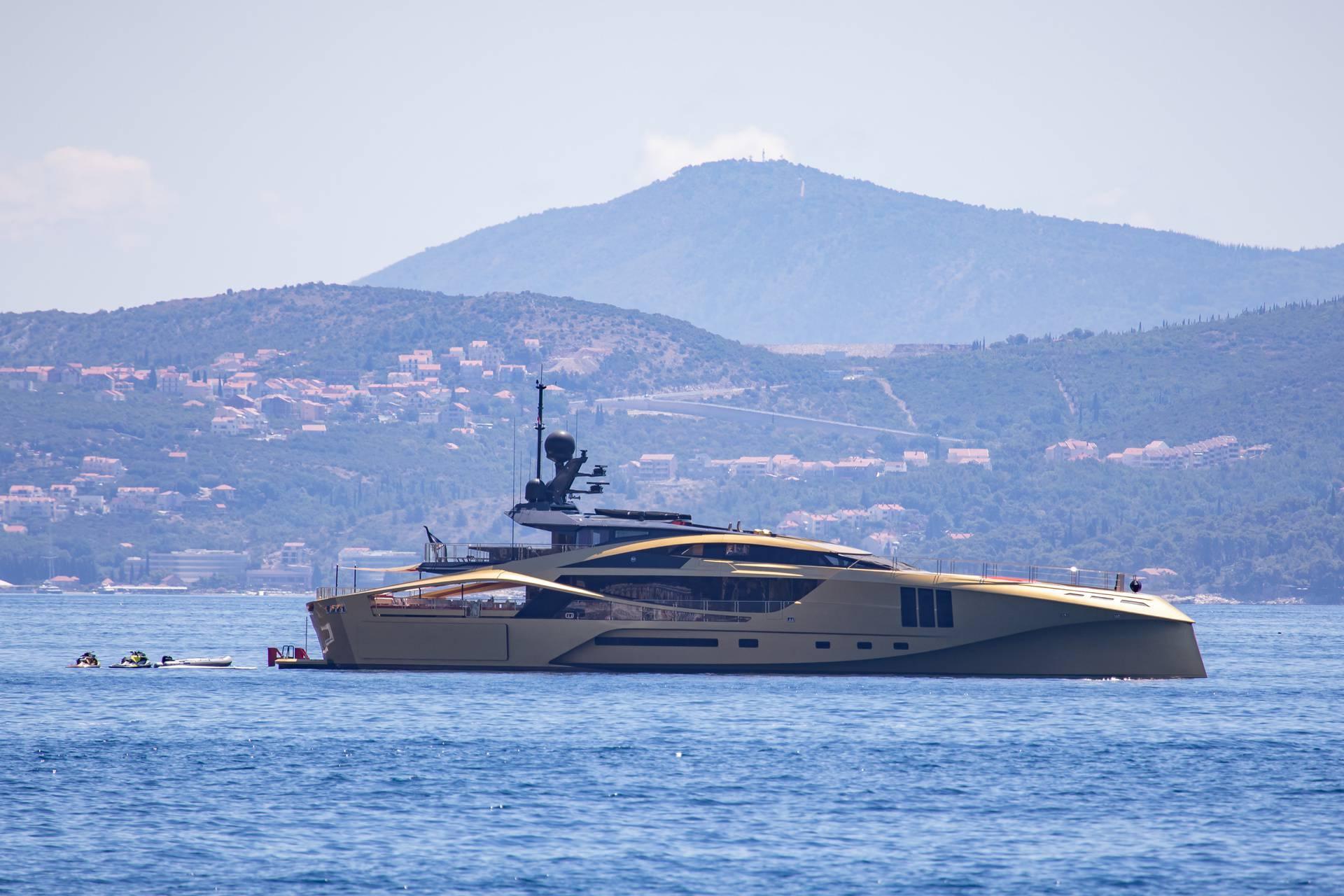 Dubrovnik: Luksuzna jahta Khalilah