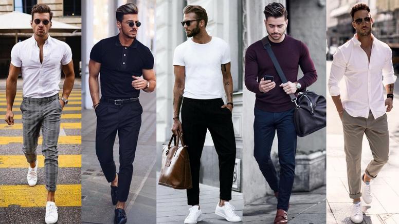 Top 20 kombinacija za ležeran, ali poslovan i elegantan look