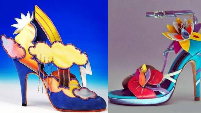 Kraljica lude party štikle: Thea Cadabra, dizajnerica iz 70-ih