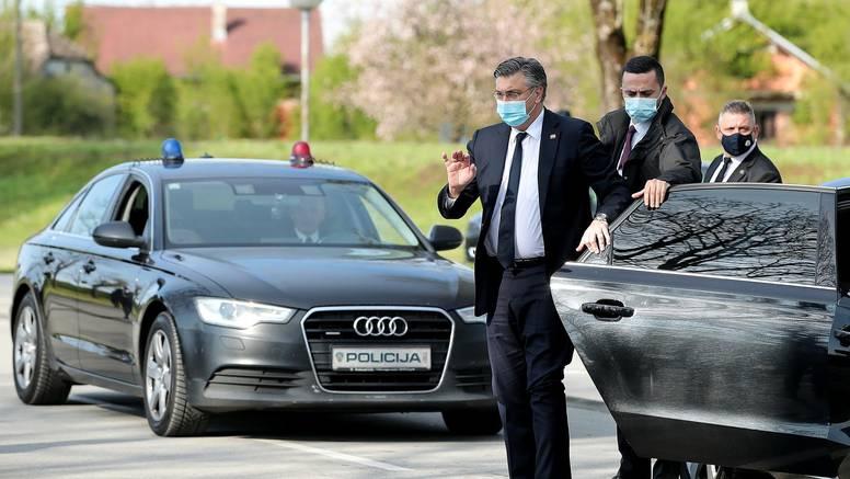 Plenković: 'Nema glumatanja zajedništva na ceremonijama, svi ćemo imati zasebne vijence'