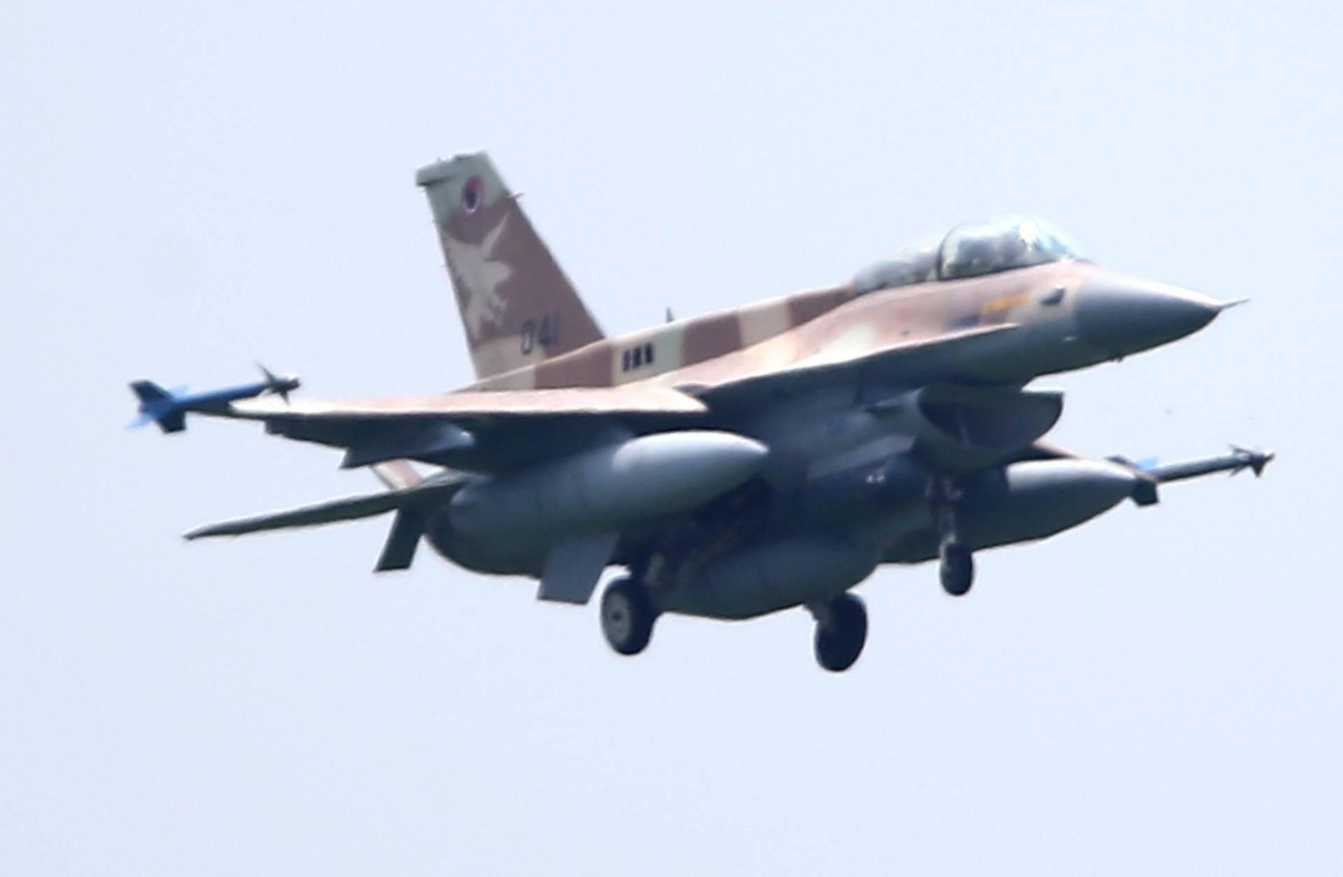SAD o blokadi izraelskih F-16: 'Jasno smo rekli svoje uvjete!'
