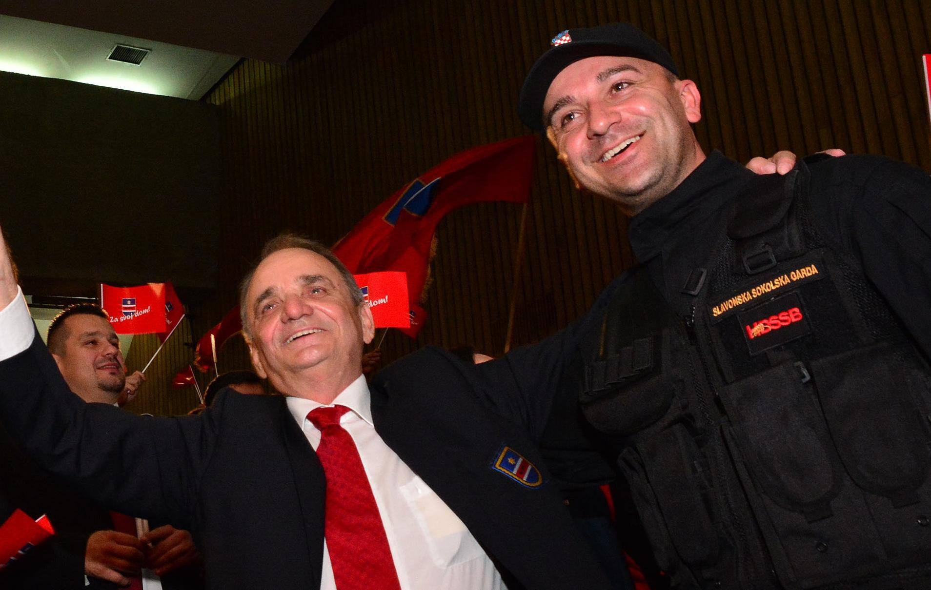 Novi uspjeh: Glavašev gardist Salapić postao državni tajnik