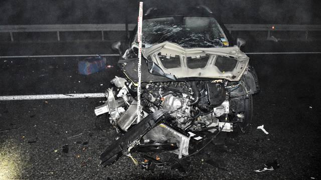 Strava na A3: Vozio u krivom smjeru, ima teško ozlijeđenih...