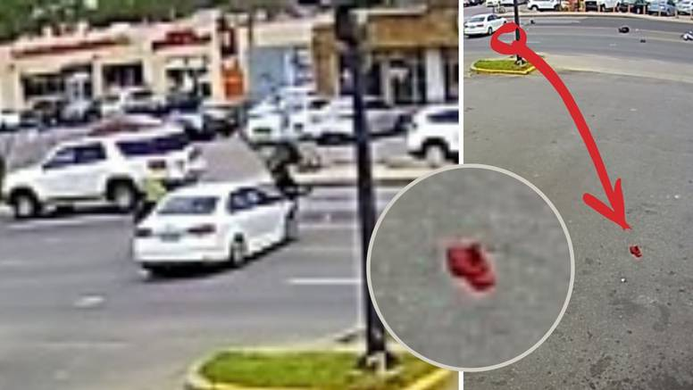 UZNEMIRUJUĆI VIDEO: 'Vidio sam ljude u zraku i tenisicu 50 metara od mjesta nesreće'