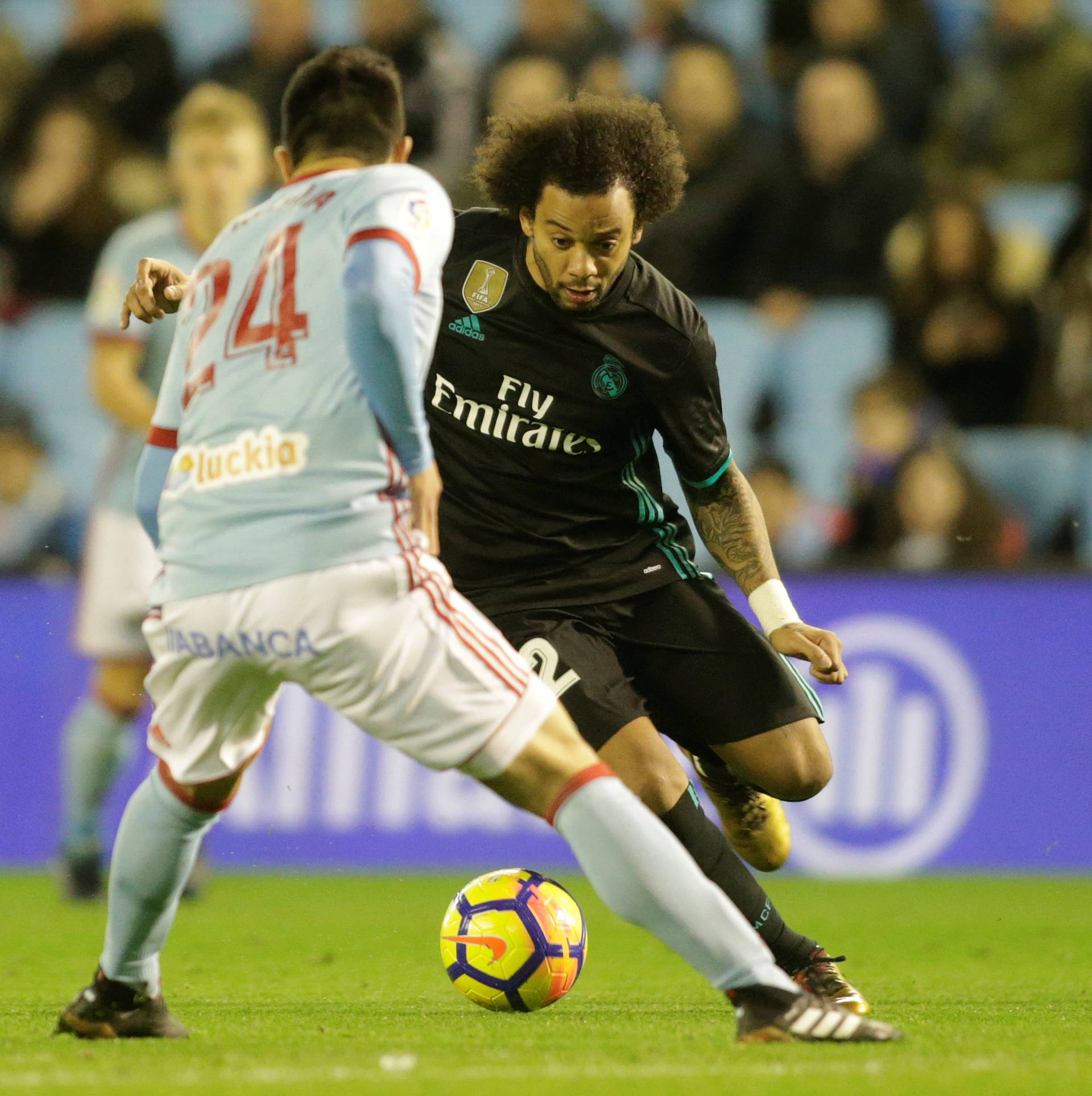 La Liga Santander - Celta Vigo vs Real Madrid