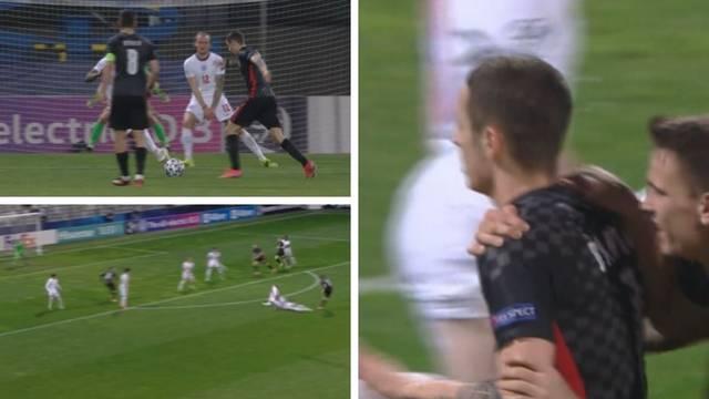Kakva bomba: Pogledajte gol Bradarića za četvrtfinale Eura!