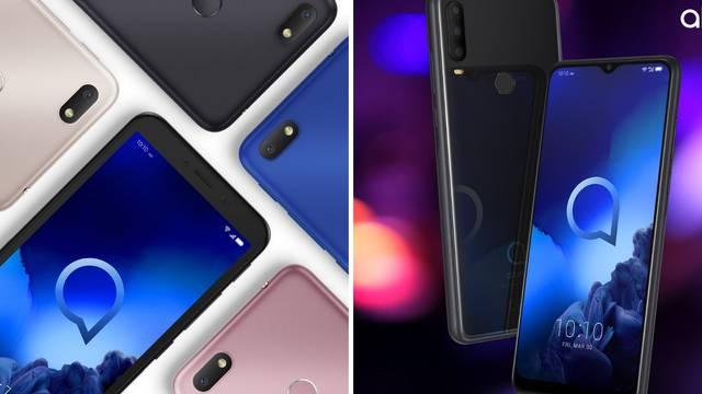 Alcatel spušta granicu: Novi telefon dobio je i treću kameru