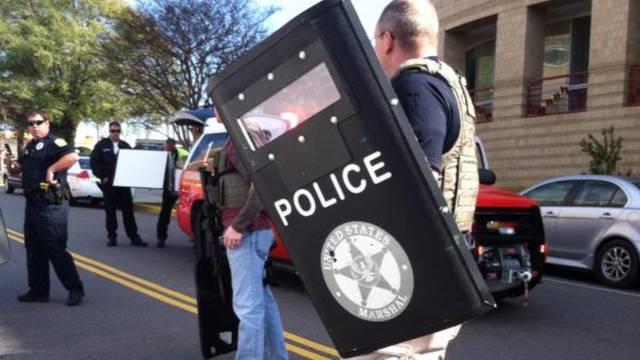 Cola Police Dept. SC/Twitter