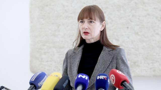 Zagreb: Zastupnica Vesna Vučemilović komentirala je osipanje HDZ-a u Slavoniji