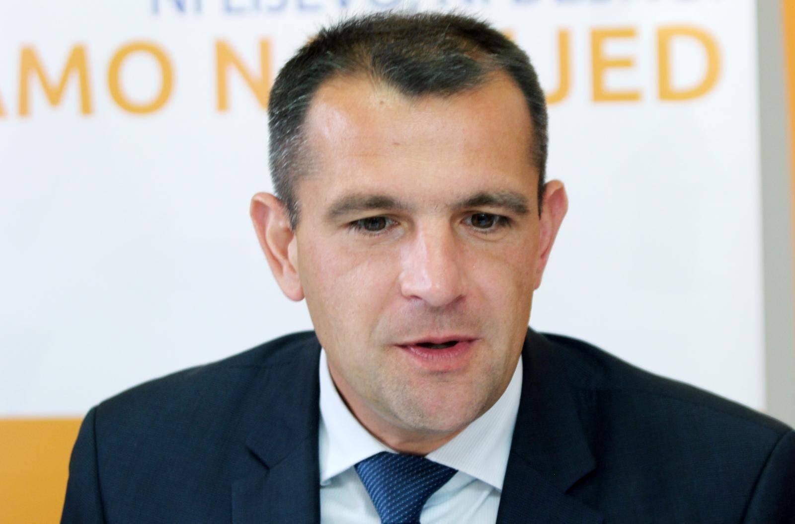 Sisak: Kandidati HNS-a za izbore za Europski parlament održali konferenciju za medije
