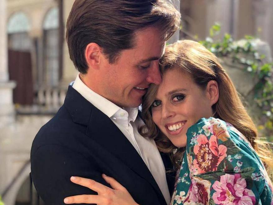 Princeza Beatrice u tajnosti se udala za talijanskog tajkuna