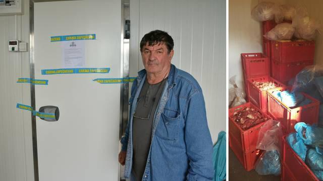 U kući je držao pet tona mesa: 'Kupim ga,  skladištim i vozim'