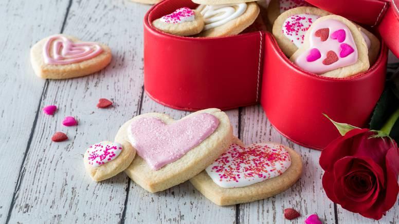 Iznenadite ženu za Valentinovo kolačićima koje ste sami ispekli