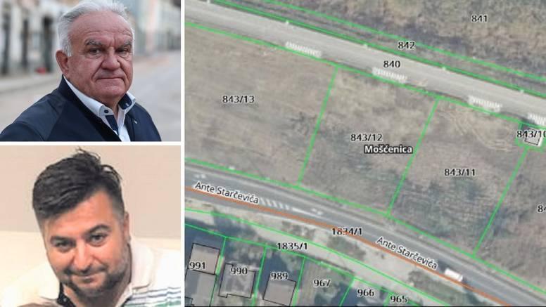 Dumbovićev sin dobio gradsko zemljište od oca za siću, sada ga prodaje za 20 puta višu cijenu!