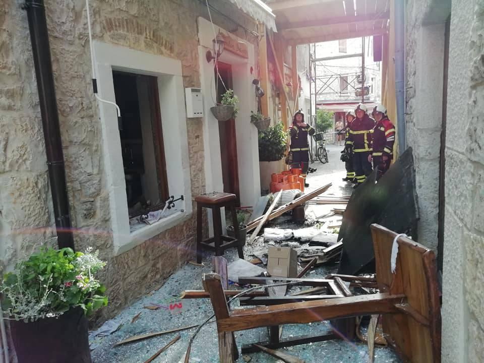 Gotov očevid: Za eksploziju u Umagu kriva je mješavina plina