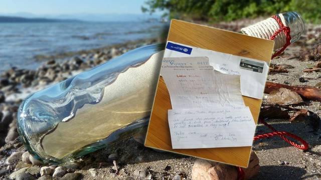 Poruku u boci bacili u Rajnu, otplutala je do Novog Zelanda