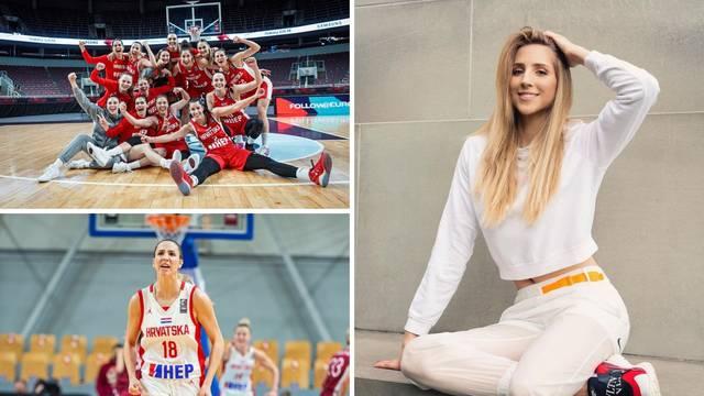 Naša kapetanica Ivana ide u ženski NBA: 'Ali prije toga želim veliki rezultat s Hrvatskom'