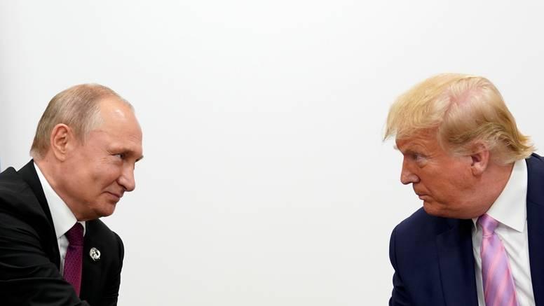 Demokrati sad traže uvid i u razgovore Trumpa i Putina...