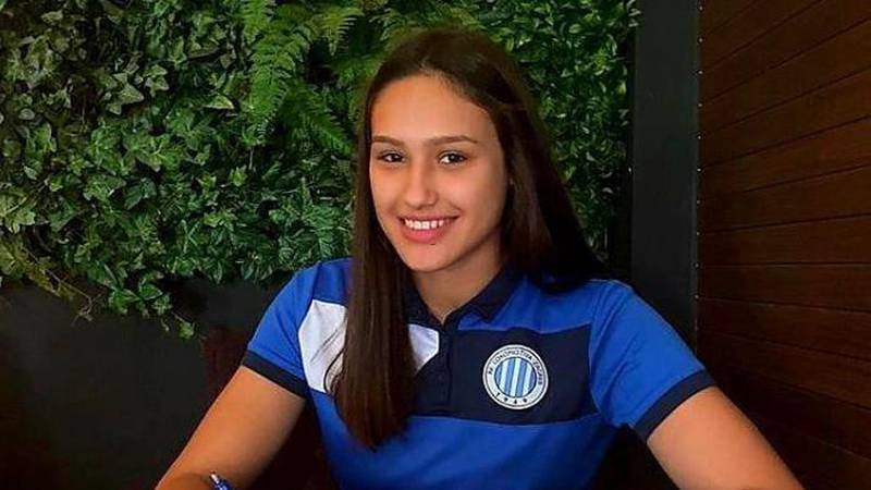 Očevim stopama: Kći Dinamove legende stigla u Lokomotivu