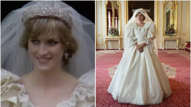 Princeza Diana u Netflixovoj najskupljoj seriji: 'Wow, iste su'
