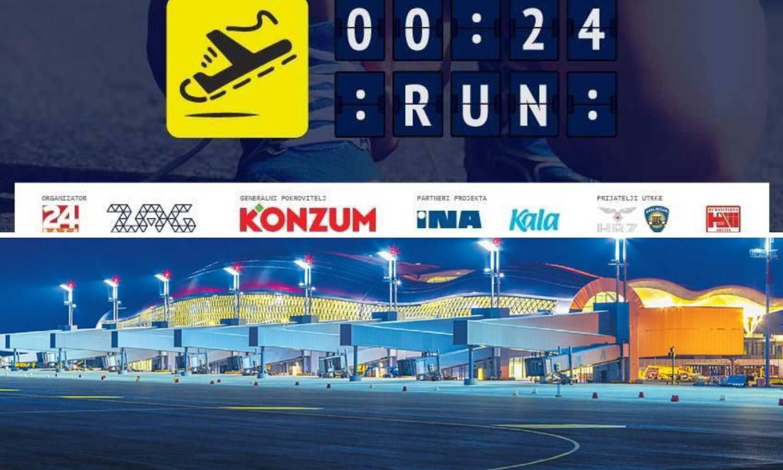 Spektakularna noćna utrka na pisti u Zagrebu uz MIG-ove...