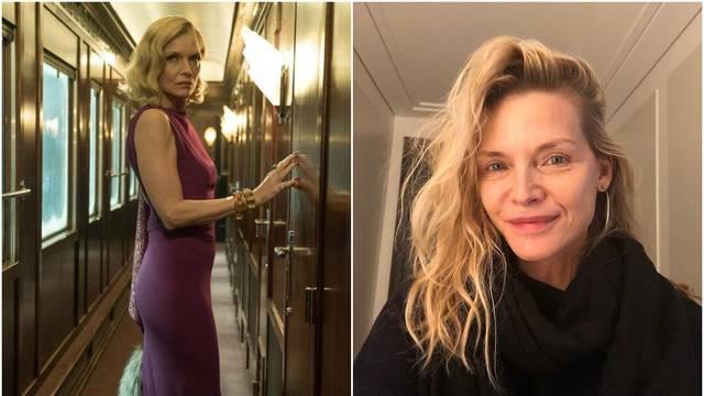 Pfeiffer je pozirala bez  šminke: Zbog tebe se radujem starenju