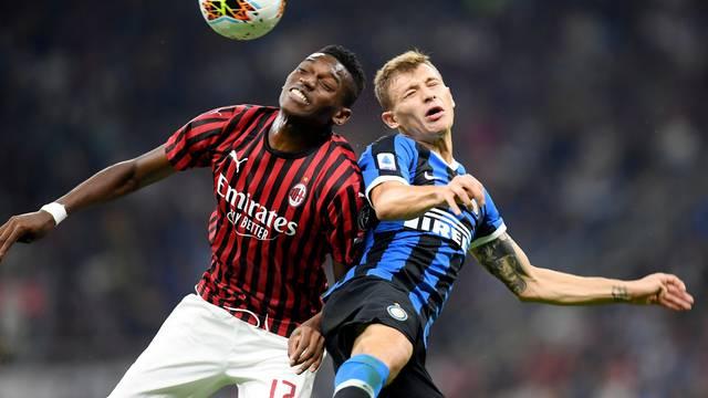 FILE PHOTO: Serie A - AC Milan v Inter Milan