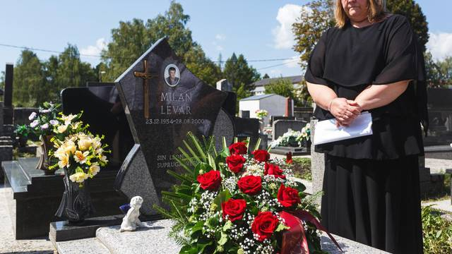 Gospić: 20. obljetnica od ubojstva Milana Levara