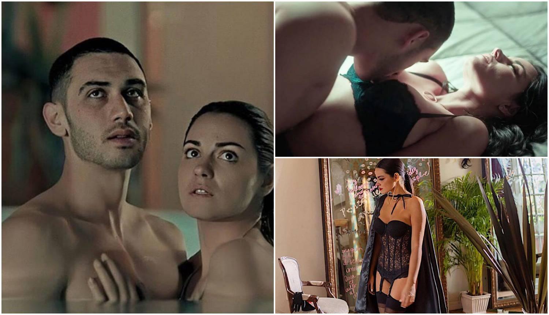 Serija prepuna erotike, a glavnu ulogu ima meksička zvijezda