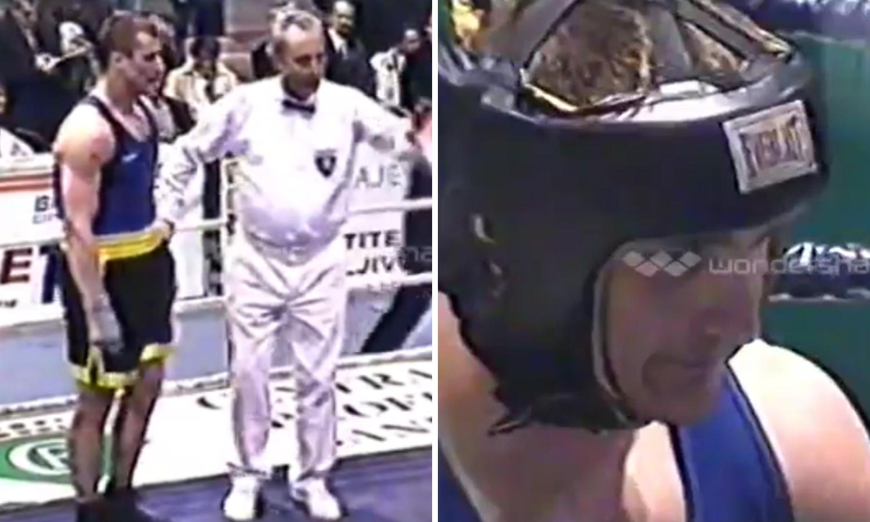Pogledajte kako Cro Cop boksa: Meč u Sarajevu prije 25 godina