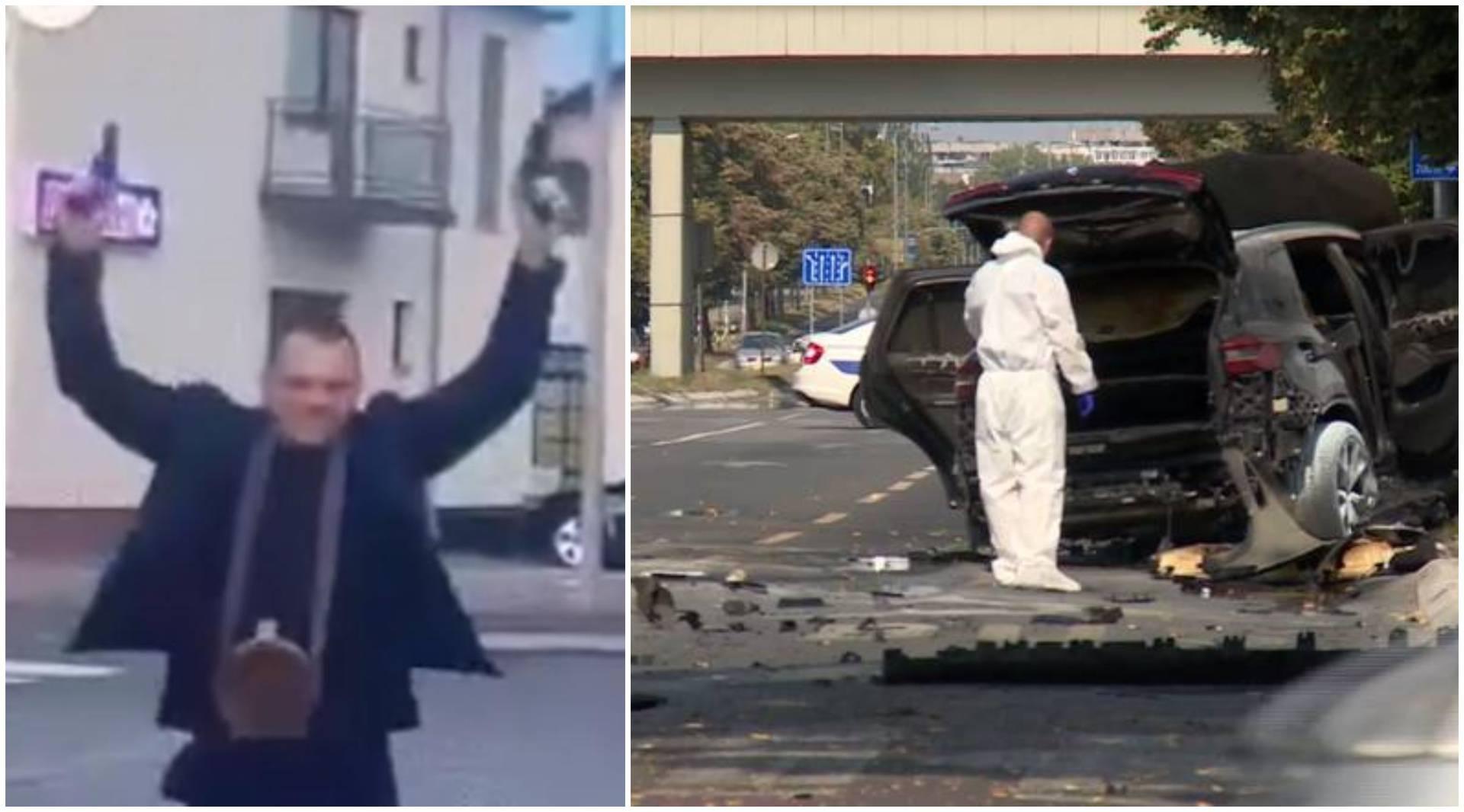 Bombom ga raznio ugostitelj iz Gradiške? Lani je uhićen jer je slavio unuka  pucajući po ulici...